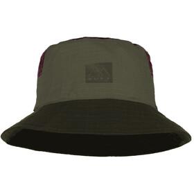 Buff Sun Spand hat, sort/oliven